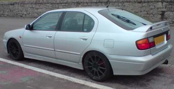 nissan primera gt 1997-1999