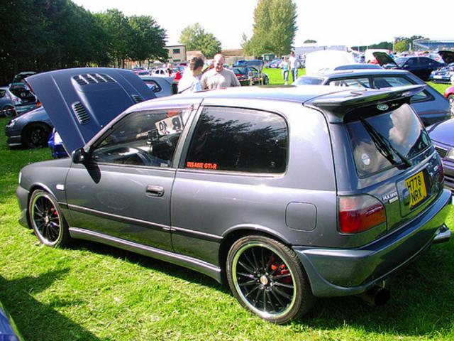 Nissan Pulsar Gti R 1990 1994