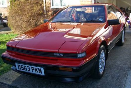 Nissan on Nissan Silvia Zx Turbo 1984 1988   Performance Car Guide