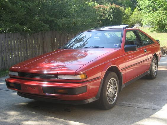 Nissan Silvia ZX Turbo