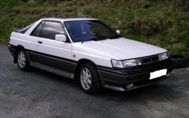 Nissan Sunny ZX Coupe 1987-1991