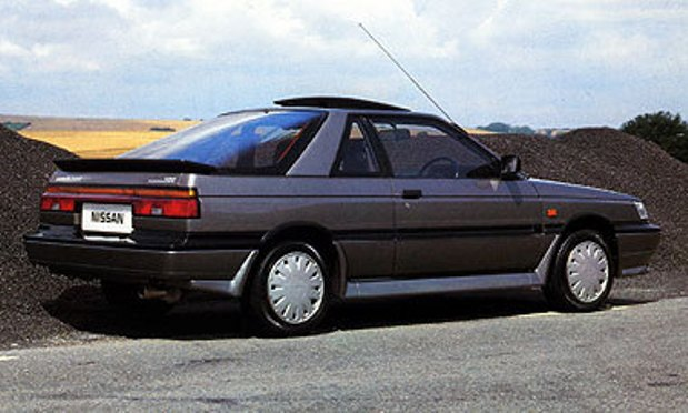 Nissan Sunny ZX Coupe