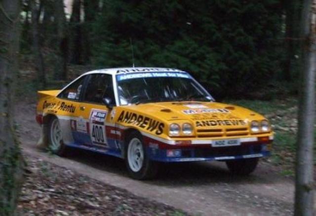 Opel Manta B 1975 1988