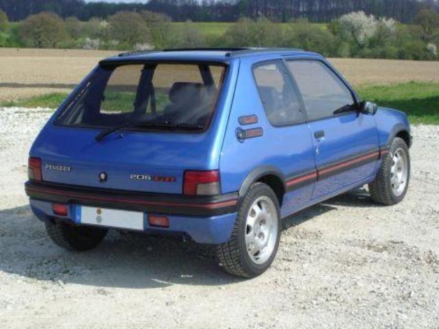 Peugeot 205 GTi 1983-1994