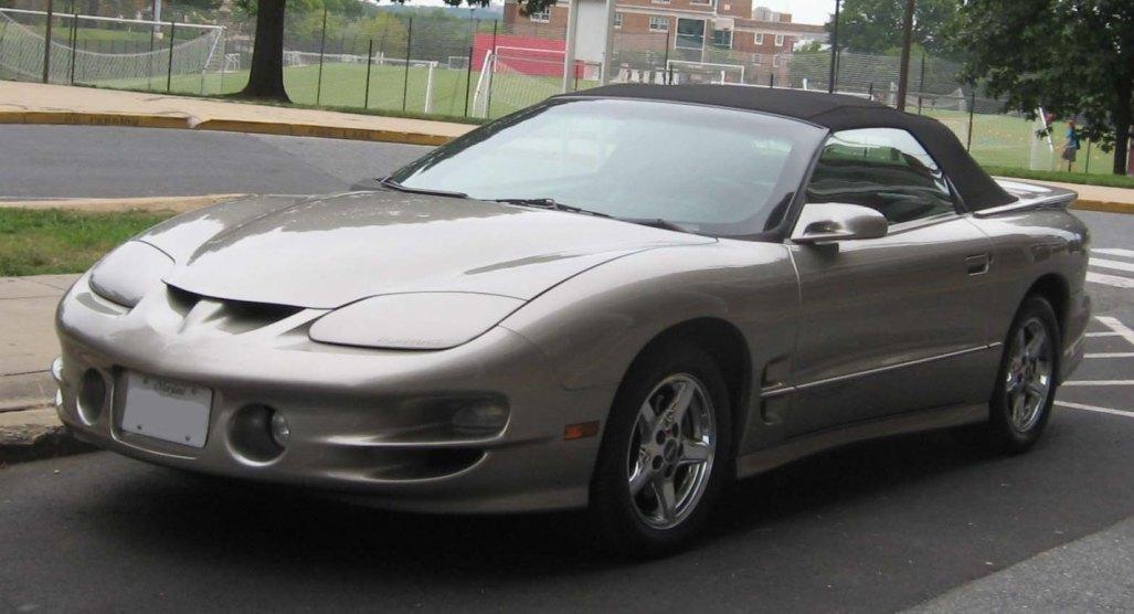 Pontiac Firebird Trans Am 1993-2002