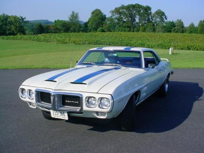 Pontiac Firebird 1st Gen