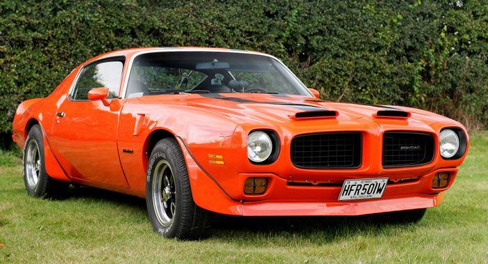Pontiac Firebird 1970 1981