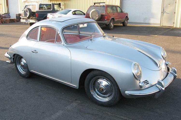 Porsche 356 1948 1966
