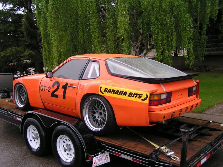 Porsche 924 1976 1988