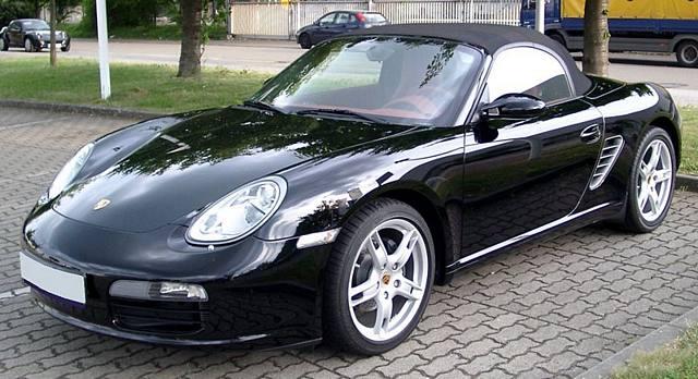 Porsche boxster 0 60