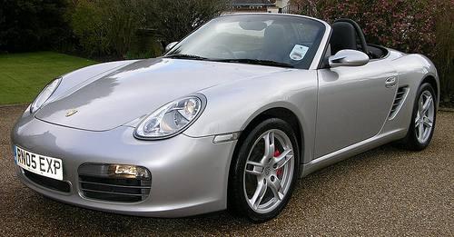 Porsche Boxster 987 2005 2012