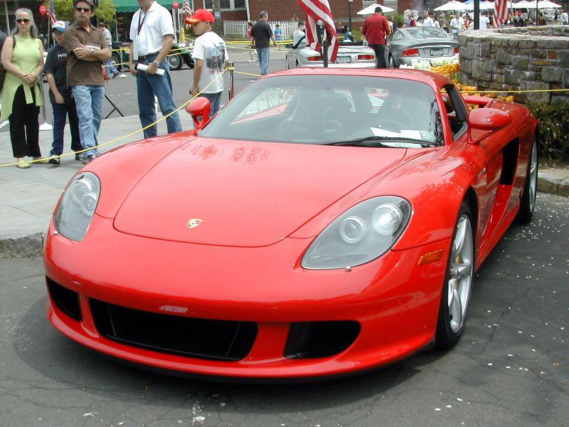 Porsche Carrera Gt. Porsche Carrera GT 2004-2006