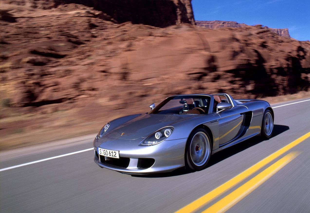 Porsche Carrera GT 2004 2006