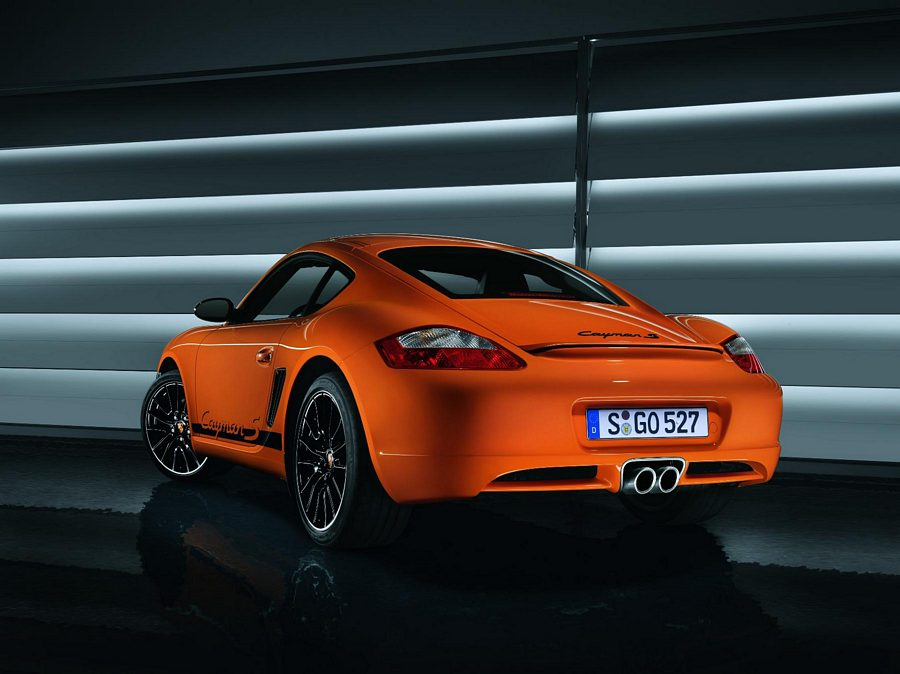 Porsche Cayman 987c 2005 2013 Amp 981 2013 On
