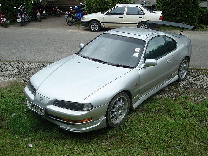 Honda Prelude Vtec 1992 1996