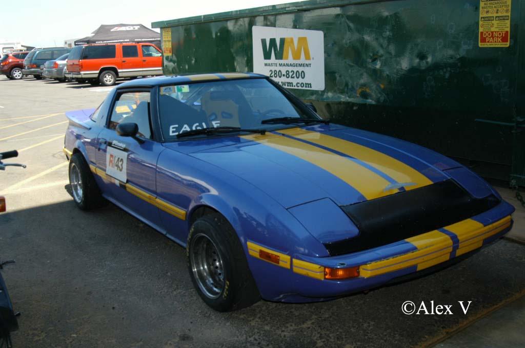 Mazda RX7 1979 1985