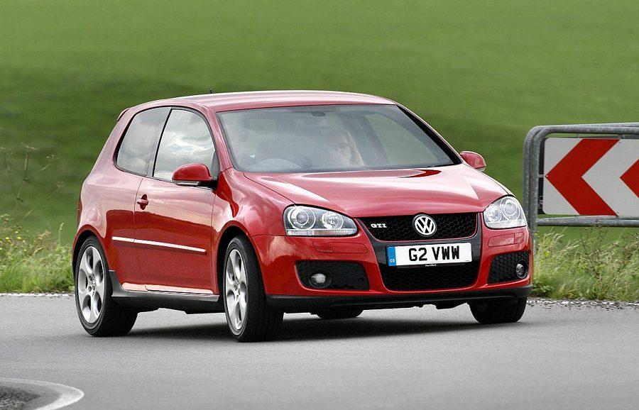 Golf R 0-60 >> VW Golf Mk5 2004-2009