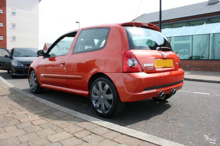 Renault Clio 182 2003 2005