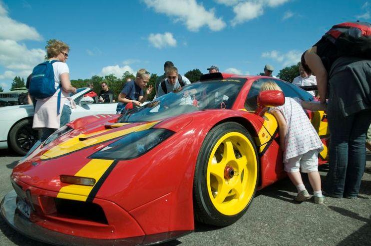 Revving Up For Supercar Start-up 2011