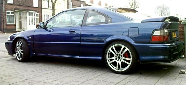 Rover Coupe 1992 1999
