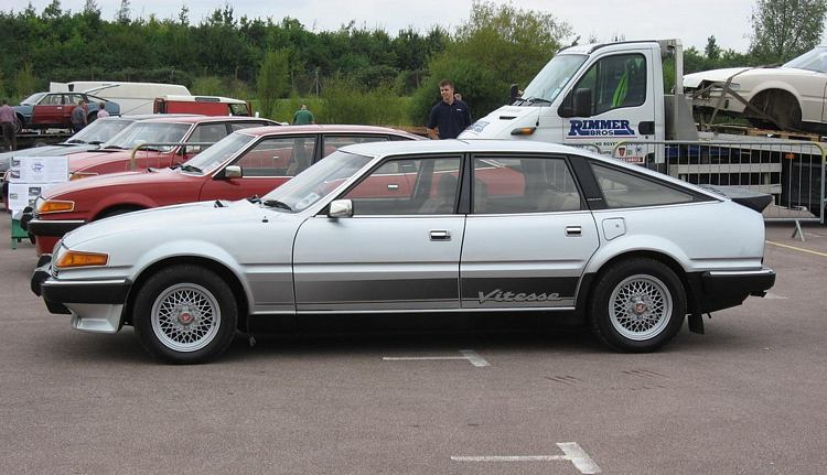L Rover SD1 2