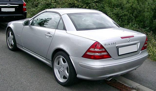 Mercedes Slk 1996 2016