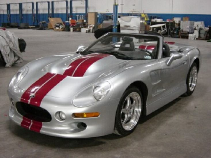 Shelby Series 1 1998 2005