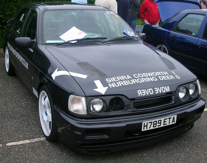 Ford Sierra Rs Cosworth 1985 1993