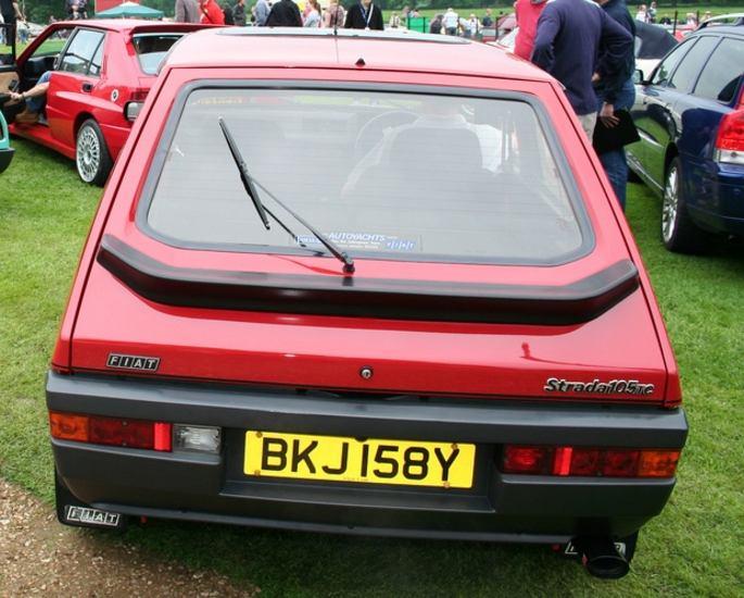 Fiat Strada 1981 1988