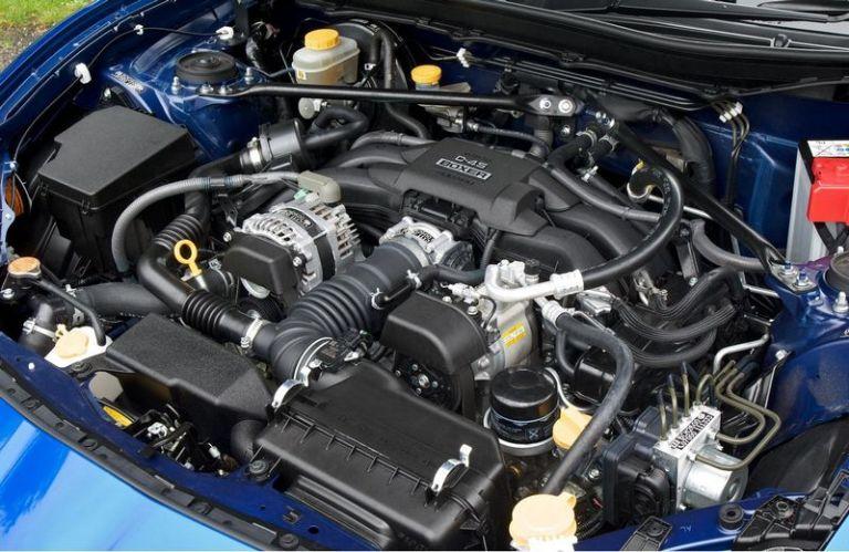 Subaru Brz 0 60 >> Subaru BRZ 2012