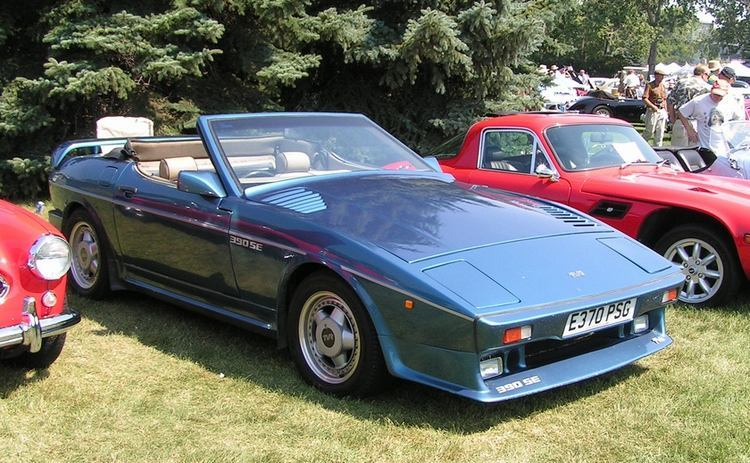 Tvr Wedge 1979 1991