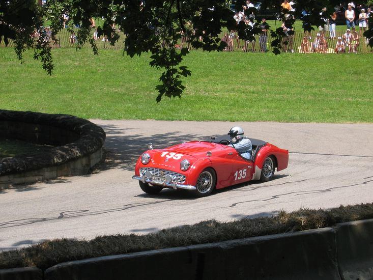 L Triumph Tr Racing