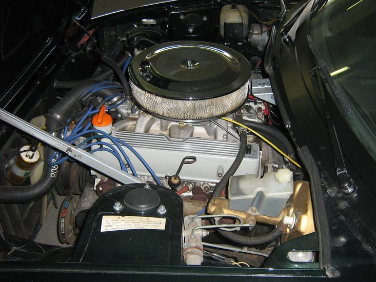 L Triumph Tr V Engine on Jaguar V8 Engine