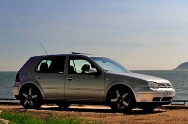 VW Golf Mk4 2.8 4MOTION (2000-2004)