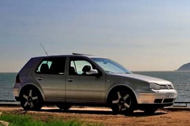 VW Golf Mk4 2.8 4MOTION (2000-2004)