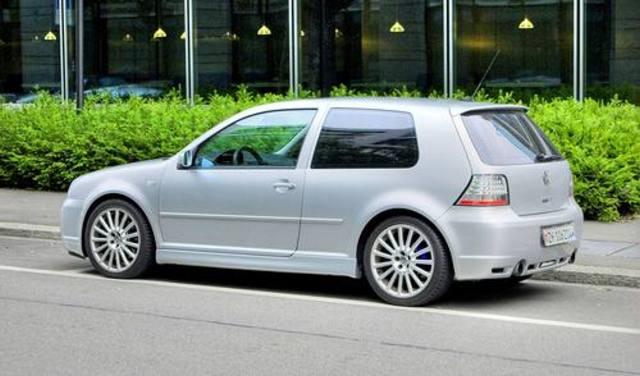 vw golf. VW Golf Mk4 1998-2004