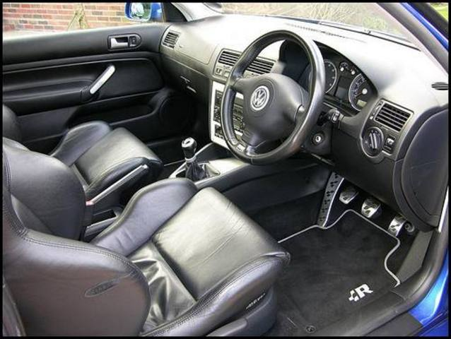 Vw Golf Mk4 1998