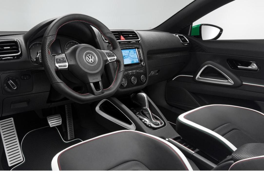 Volkswagen Scirocco 2008 on