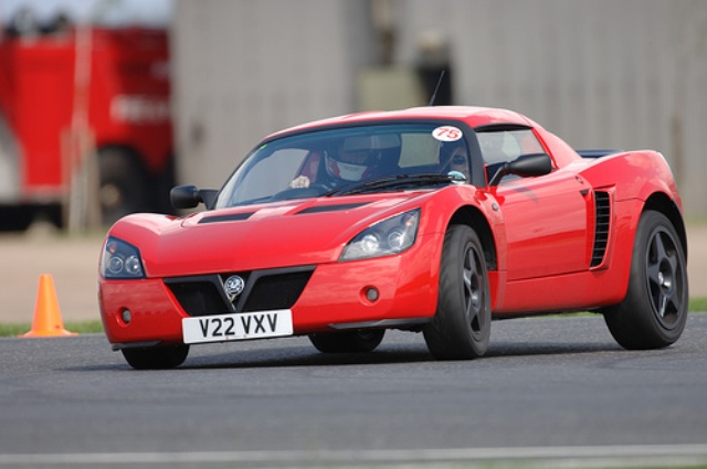 2005 Vauxhall VXR220