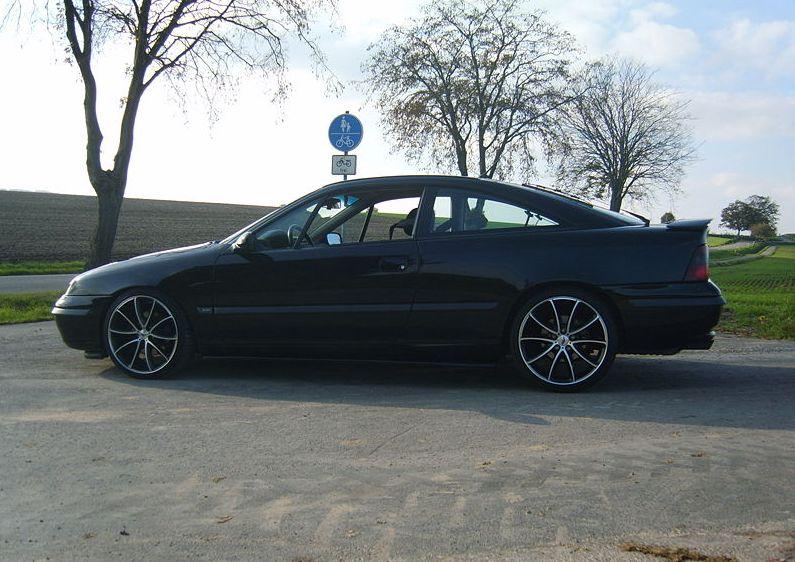 L Vauxhall Calibra V Dtm