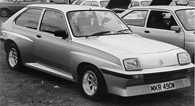 vauxhall chevette 2300 hs group 4 1976 racing cars racing cars wikidot