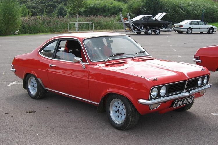 Used Cars Bay Area >> Vauxhall Firenza 1971-1975