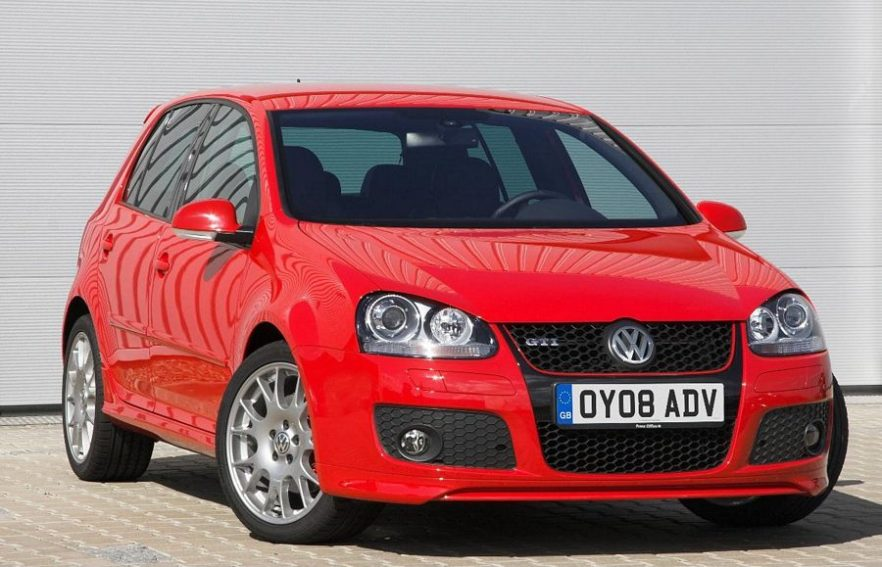 vw golf gti mkv Top 5 Hot-Hatchbacks
