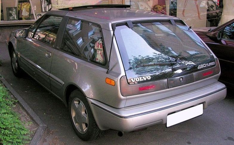 Volvo 480 Turbo (1988-1995)