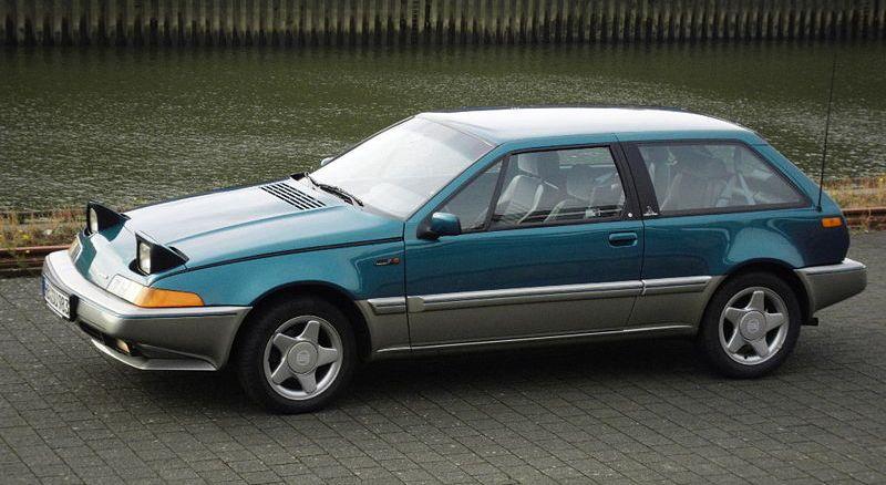 Volvo 480