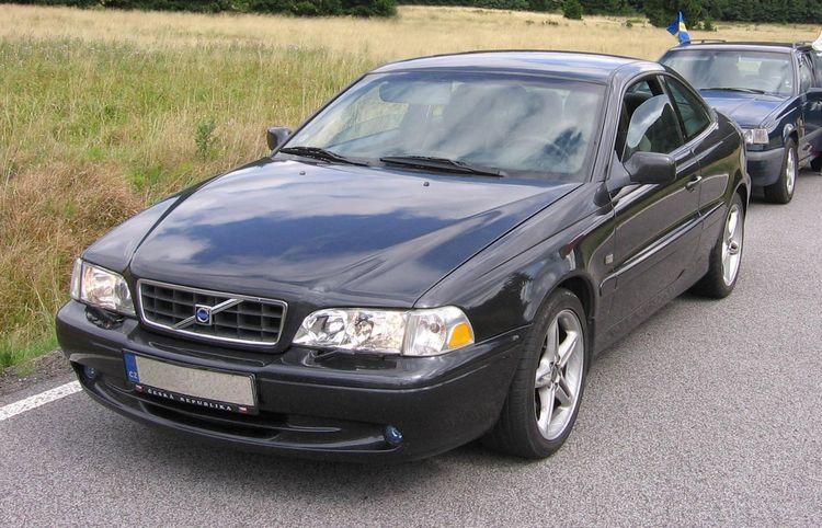 Volvo C70 T5 1997 2002
