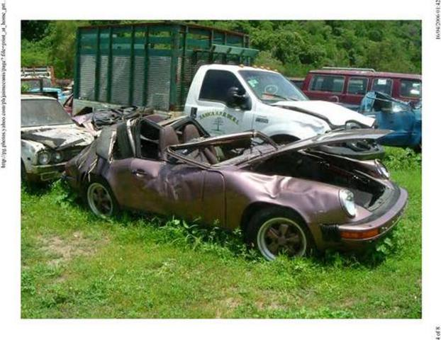 Wrecked Performance Cars