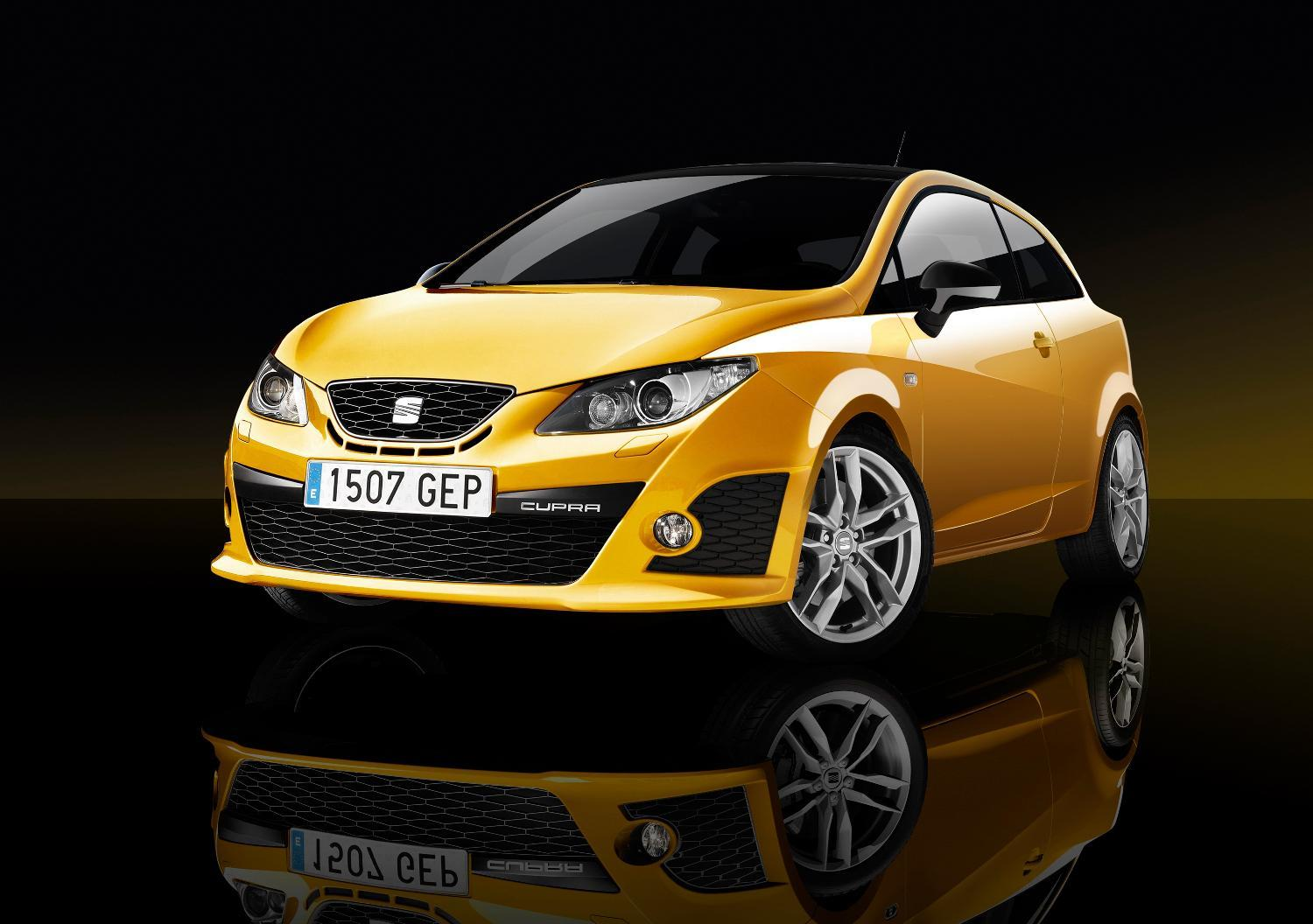 seat ibiza cupra. Black Bedroom Furniture Sets. Home Design Ideas