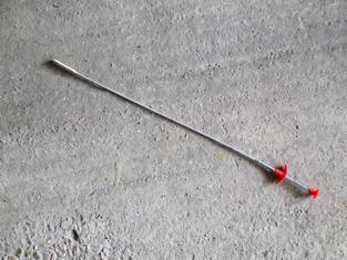 Universal Wire Puller And Grab Bar