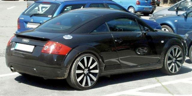 Audi TT MK1 1999-2006